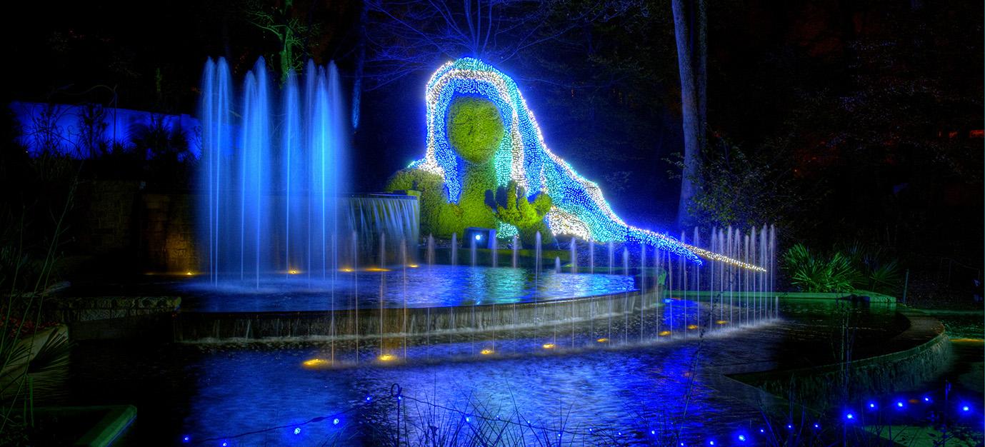 Jardines Para Visitar En Navidad Ii Galiciangarden