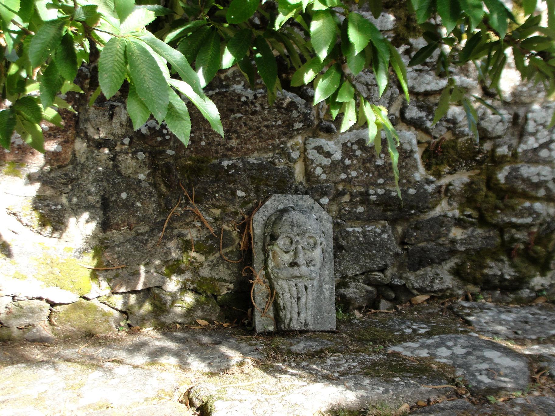 Casa museo valle incl n galiciangarden for Jardin umbrio valle inclan
